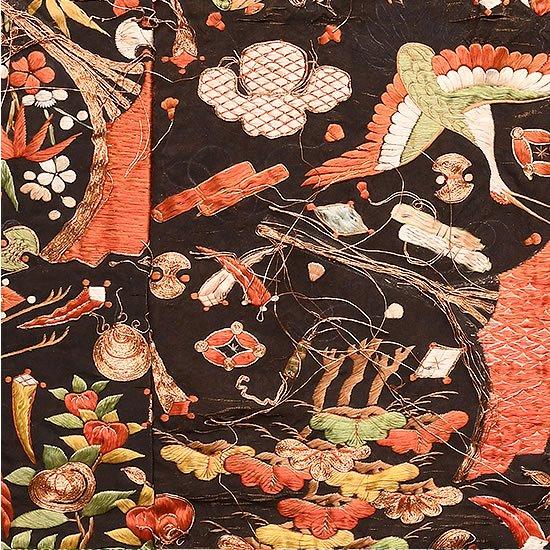 江戸期 刺繍