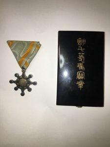 勲章・軍装品の買取り(旧日本軍)宮城県仙台市泉区