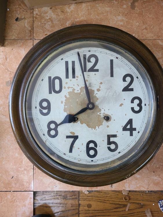 アンティーク時計・古時計の買取(東京都杉並区)
