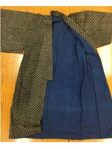 古布・着物の買取り(大正期・木綿地藍染・型染・アンティーク着物)杉並区・方南町駅