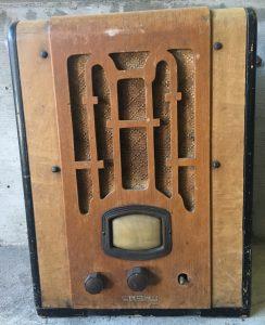 昭和レトロ骨董の買取り(真空管ラジオ)長野県松本市周辺