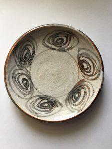 骨董・民芸品の買取り(馬の目皿)栃木県那須塩原市