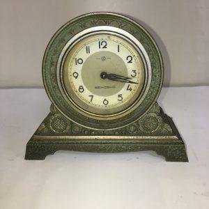 杉並区方南町にてアンティーク時計・置時計の買取(精工舎ウラビー)