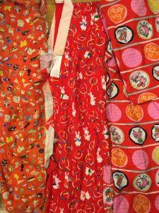 千葉県成田市にて古布・着物の買取り(子供着物)