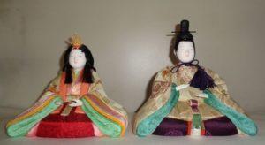神奈川県小田原市より木目込み雛・雛人形の買取を致しました。