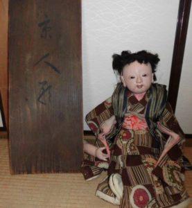 明治時代京人形・市松人形の買取(東京都港区)