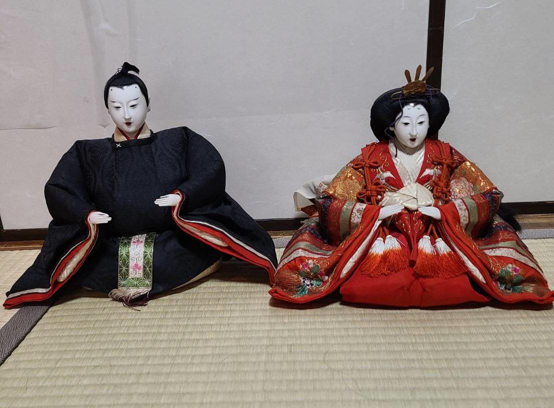 雛人形・永徳斎の買取(東京都杉並区)